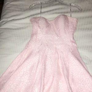 Nordstrom strapless dress